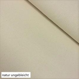 Segeltuch - reine Baumwolle - ca. 150 cm breit - 480 gr/m
