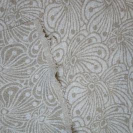 Jacquard-Strick aus 100% Merinowolle - ca. 120cm breit-Wollwaschfpflege