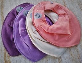 Pippi Dreiecktücher verschiedene Farben