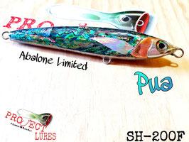 SH-200F Abalone Pua