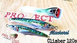 Climber 120s Mackerel
