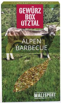 Alpen Barbecue 75g - Gewürz Box Ötztal