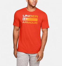UA Team Wordmark T-Shirt - Under Armour