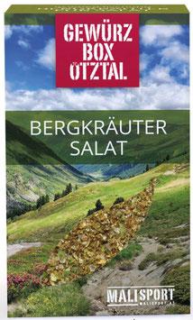 Bergkräuter Salat 27g - Gewürz Box Ötztal