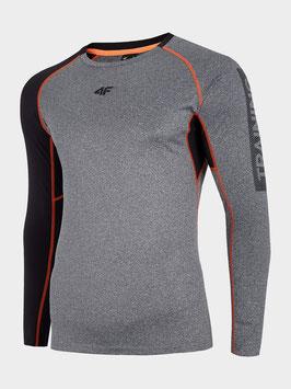Herren Funktions-Langarm-Shirt- 4F