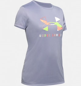 Mädchen Tech Shirt   - Under Armour