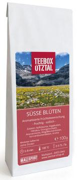 Süsse Blüten 100g - Teebox Ötztal