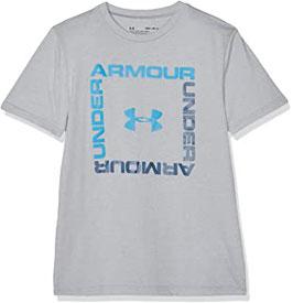 Box Logo  T-Shirt - Under Armour