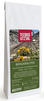 Bergkräuter 50g - Teebox Ötztal