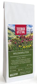 Wildkräuter 70g - Teebox Ötztal