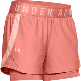 Play Up 2-in-1- Shorts - Under Armour