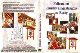 Hoffeste im Kunsthof Augustusgabe Barby