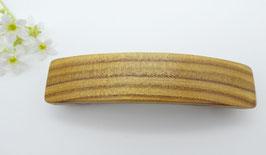 Haarspange aus Essigbaum & mittelgroße Klammer