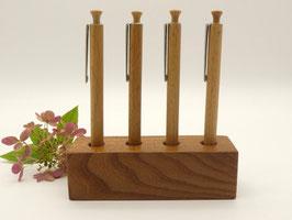 Stifthalter aus Ulme
