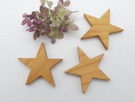 Stern Magnet aus Kirsche