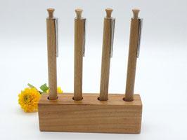 Stifthalter aus Kirsche