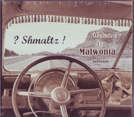 "CD ""Welcome to Malwonia Reloaded"""