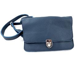 """Hand-Tasche """"Frieda"""" S blau"""