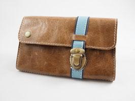 Streifen-Portemonnaie