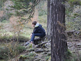 Lebenskrisen begegnen, mit Naturtherapie und Meditation