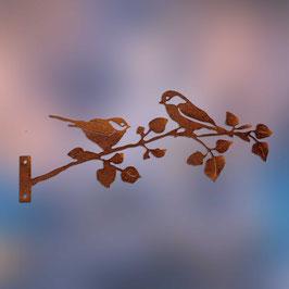 Uccellini sul ramo Cod. E9