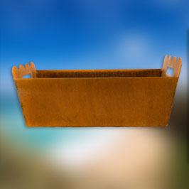 Vaso con manici cash pot Cod. S5