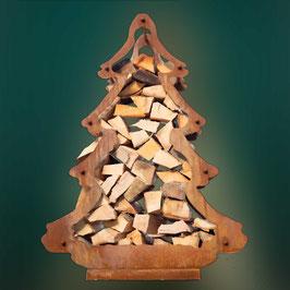 Porta legna Albero cod. O10
