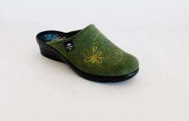 Ciabatte Fly Flot colore verde