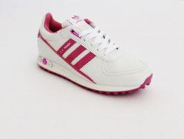 Adidas LA Trainer 2 white/plum