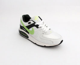 Nike Air Max Command Bianco Nero Verde