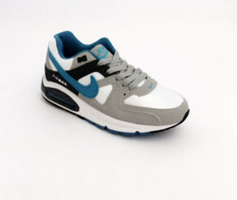 Nike Air Max Command Grigio Azzurro
