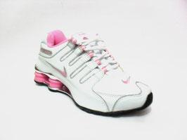 Nike Shox NZ white/pink