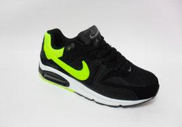 Nike Air Max Command Black Green White