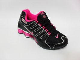 Nike Shox NZ black/plum