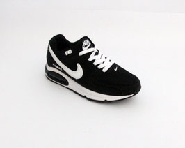 Nike Air Max Command Nero Bianco