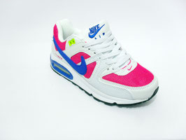 Nike Air Max Command white/plum/blue