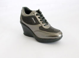 Sneakers Jag.Peg colore grigio/argento