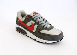 Nike Air Max Command silver/dk.grey/red