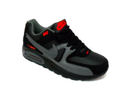 Nike Air Max Command black/red 2017