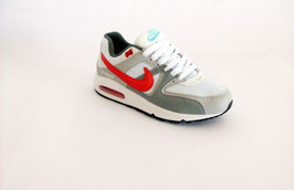 Nike Air Max Command Bianco Fumè Rosso