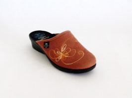 Ciabatte Fly Flot colore arancio