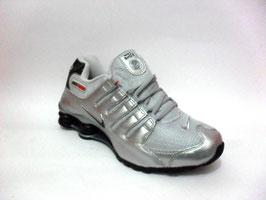 Nike Shox NZ EU silver/black