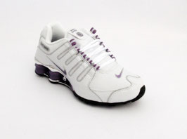 Nike Shox NZ white/purple