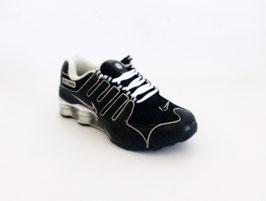 Nike Shox NZ Blue Argento