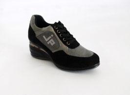 Sneakers Jag.Peg colore nero/argento