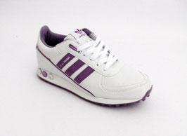Adidas LA Trainer 2 white/purple