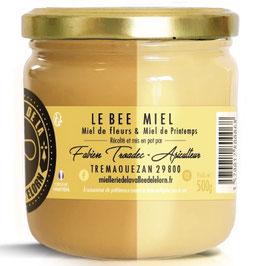 Le BEE Miel de Fleurs 500g