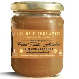 Miel de Fleurs Ambré 250g