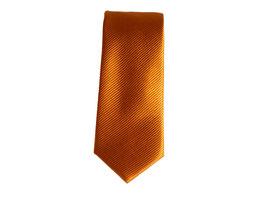 Seidenkrawatte Orange (dunkel) D30447-M30
