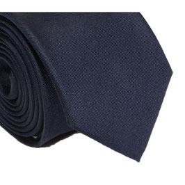 Krawatte blau mit schöner Ottoman Struktur P20010-A9